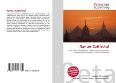 Bookcover of Nantes Cathedral