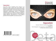Separatism kitap kapağı
