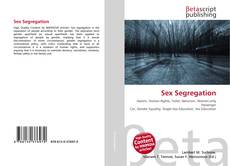Bookcover of Sex Segregation