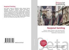 Portada del libro de Nasjonal Samling