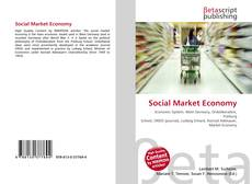 Bookcover of Social Market Economy