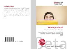 Borítókép a  Primary School - hoz