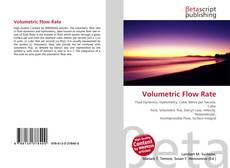 Bookcover of Volumetric Flow Rate