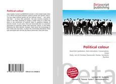 Political colour kitap kapağı