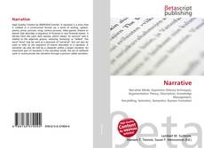Bookcover of Narrative