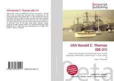 USS Harold C. Thomas (DE-21) kitap kapağı