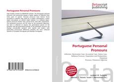 Bookcover of Portuguese Personal Pronouns