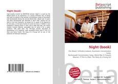 Обложка Night (book)