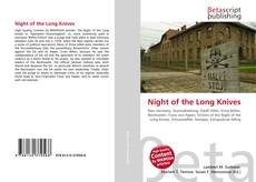 Bookcover of Night of the Long Knives