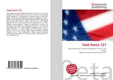 Bookcover of Task Force 121