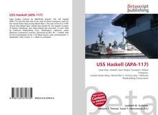 USS Haskell (APA-117) kitap kapağı