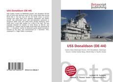 USS Donaldson (DE-44) kitap kapağı