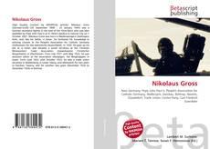 Nikolaus Gross kitap kapağı