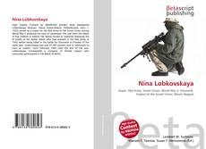 Bookcover of Nina Lobkovskaya