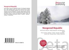 Couverture de Novgorod Republic