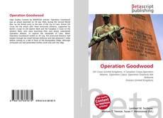 Обложка Operation Goodwood
