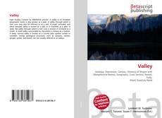 Capa do livro de Valley