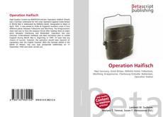 Capa do livro de Operation Haifisch
