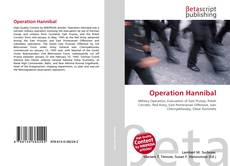 Buchcover von Operation Hannibal