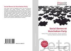 Borítókép a  Social Democrat Hunchakian Party - hoz