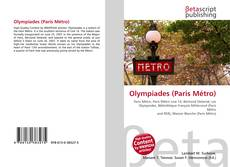 Bookcover of Olympiades (Paris Métro)