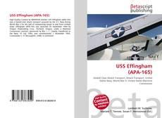 USS Effingham (APA-165)的封面
