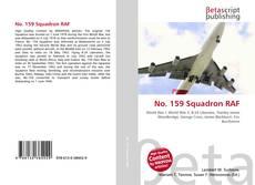 Обложка No. 159 Squadron RAF