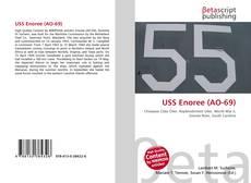 Buchcover von USS Enoree (AO-69)