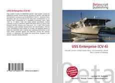 Buchcover von USS Enterprise (CV-6)
