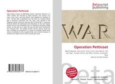 Capa do livro de Operation Petticoat