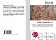 Borítókép a  Operation Plunder - hoz