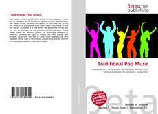Capa do livro de Traditional Pop Music
