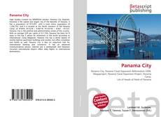Capa do livro de Panama City