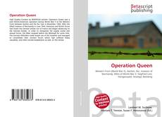 Borítókép a  Operation Queen - hoz