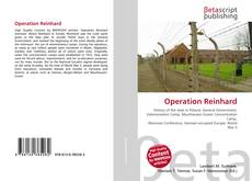 Bookcover of Operation Reinhard