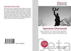 Capa do livro de Operation Charnwood