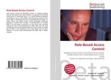 Обложка Role-Based Access Control