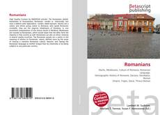 Bookcover of Romanians