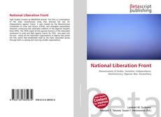 Portada del libro de National Liberation Front