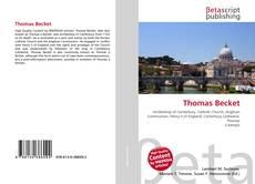 Buchcover von Thomas Becket