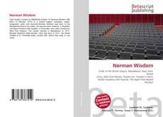 Capa do livro de Norman Wisdom
