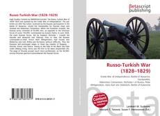 Portada del libro de Russo-Turkish War (1828–1829)