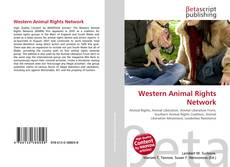 Capa do livro de Western Animal Rights Network