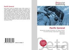 Copertina di Pacific General