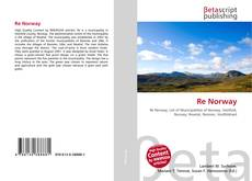 Bookcover of Re Norway