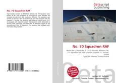 No. 70 Squadron RAF kitap kapağı