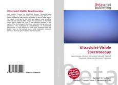 Bookcover of Ultraviolet-Visible Spectroscopy