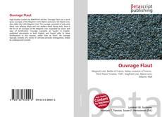 Capa do livro de Ouvrage Flaut