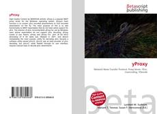 Bookcover of yProxy