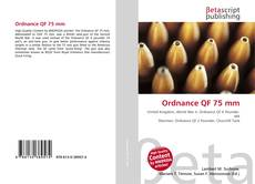 Copertina di Ordnance QF 75 mm